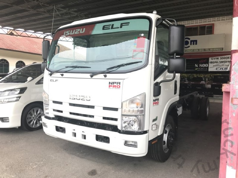 2017 Hino WU 710 5,000kg in Selangor Manual for RM0 - mytruck my